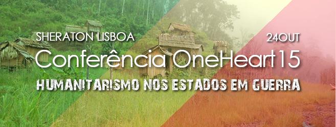 Conferência OneHeart15